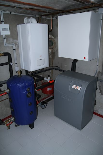 Systeme thermodynamique